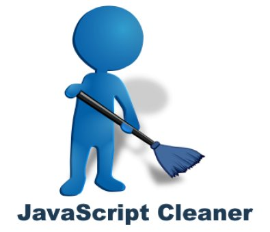 JavaScript Cleaner