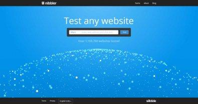 Nibbler - Teste jede Website