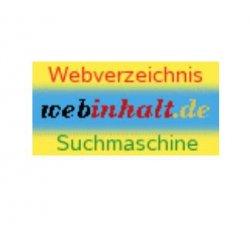 Webverzeichnis @webinhalt.de
