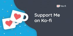 Mit Ko-Fi Spenden erhalten