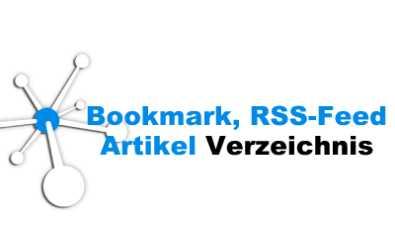 Bookmarkverzeichnis